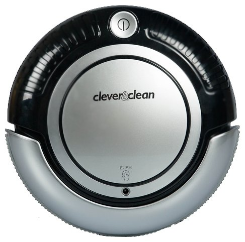 Робот-пылесос Clever Clean 003 M-Series