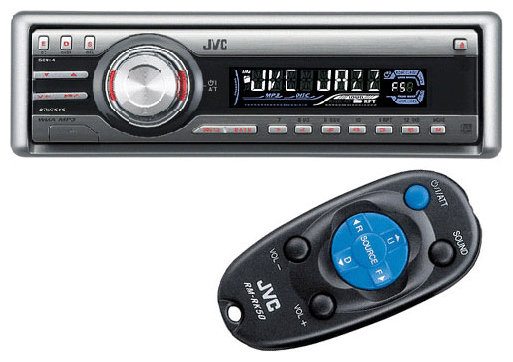 Автомагнитола JVC KD-G515