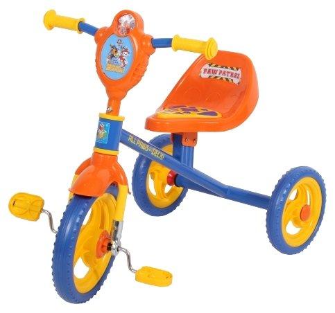 Трехколесный велосипед 1 TOY Т11705 Щенячий патруль