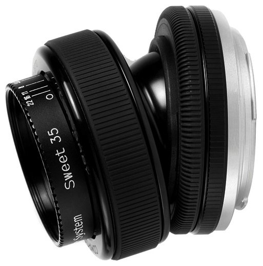 Объектив Lensbaby Composer Pro PL Sweet 35mm 4/3