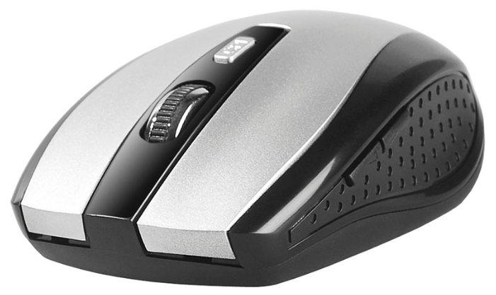 Мышь Tracer VorteX BT Black Silver-Black Bluetooth