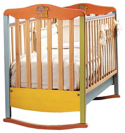 Кроватка Bambolina Samba