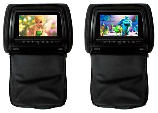 Автомобильный монитор Ergo ER900HD