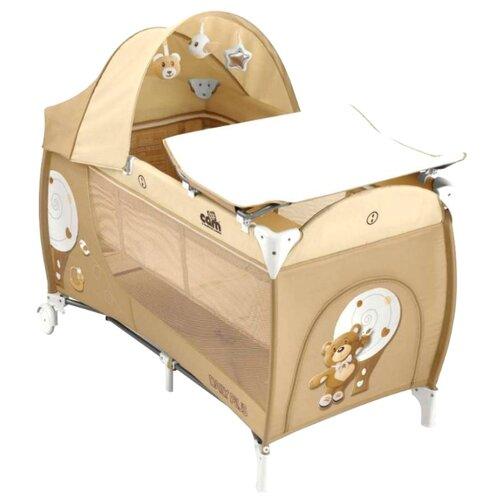 Купить Манеж-кровать CAM Daily Plus 219, Манежи