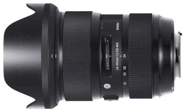 Объектив Sigma AF 24-35mm f... — купить по выгодной цене на Яндекс.Маркете