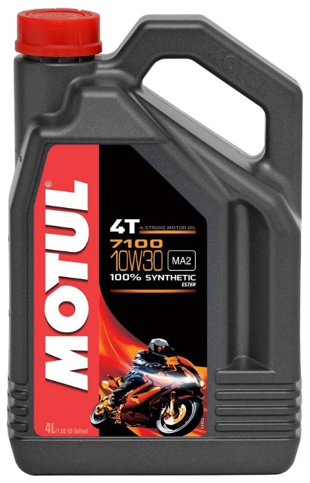 Моторное масло Motul 7100 4T 10W30 4 л