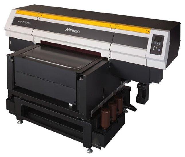 Принтер Mimaki UJF-7151plus — купить по выгодной цене на Яндекс.Маркете