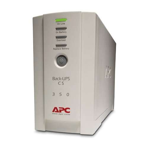 Резервный ИБП APC by Schneider Electric Back-UPS BK350EI ибп apc bk350ei 350va