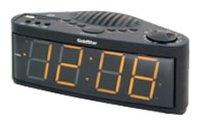 Радиоприемник GoldStar GA-15FMDU black/amber