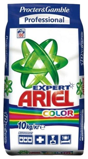 Стиральный порошок Ariel Expert Color автомат для цветного белья 15 кг, 15 кг.