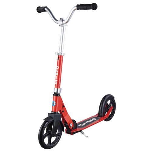 Городской самокат Micro Cruiser красный