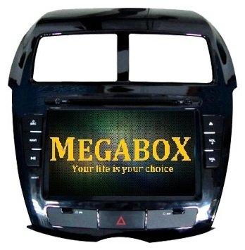 Автомагнитола Megabox Peugeot 3008 СЕ6305