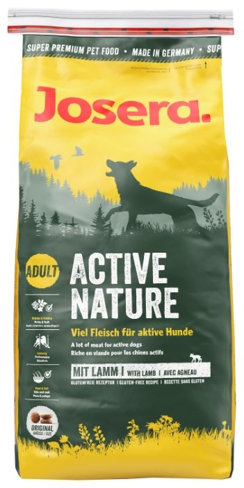 Корм для собак Josera Active Nature (3 кг)