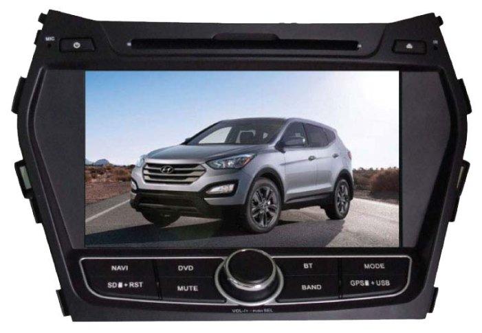 Автомагнитола TRINITY Hyundai Santa Fe