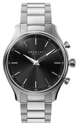 Часы Kronaby Sekel (metal bracelet) 38mm