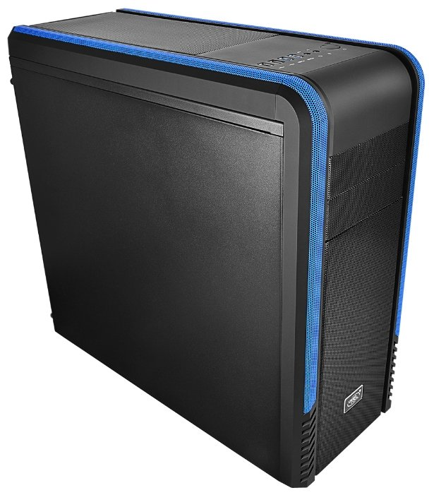 Deepcool Компьютерный корпус Deepcool Pangu Black