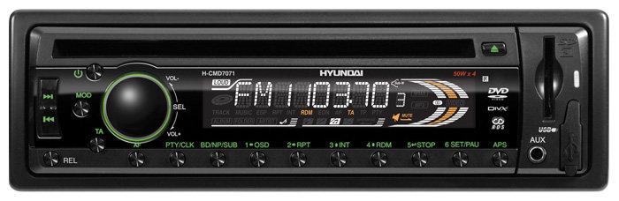Автомагнитола Hyundai H-CMD7071 (2009)