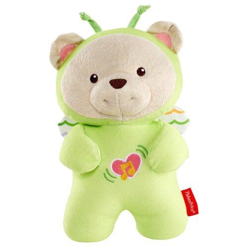 Купить Интерактивная развивающая игрушка Fisher-Price Успокаивающая игрушка для сна Мечты о бабочках (DFP20) зеленый, Развивающие игрушки