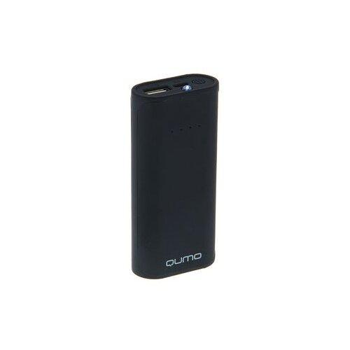 Аккумулятор Qumo PowerAid 5200, черный