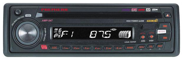 Автомагнитола Premiera AMP-547