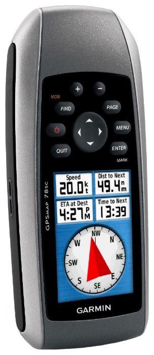 Garmin Навигатор Garmin GPSMAP 78SC