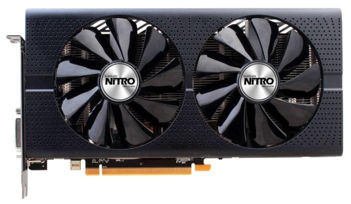 Sapphire Nitro+ Radeon RX 470 1143Mhz PCI-E 3.0 4096Mb 7000Mhz 256 bit DVI 2xHDMI HDCP (11256-01)