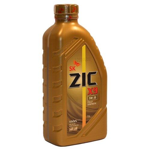 Фото - Синтетическое моторное масло ZIC X9 5W-30 1 л моторное масло zic x9 ls 5w 30 4 л