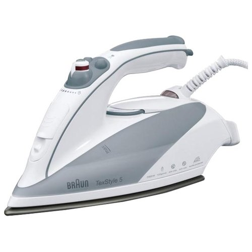 Утюг Braun TexStyle 5 TS535TP белый/серый утюг braun texstyle ts365a