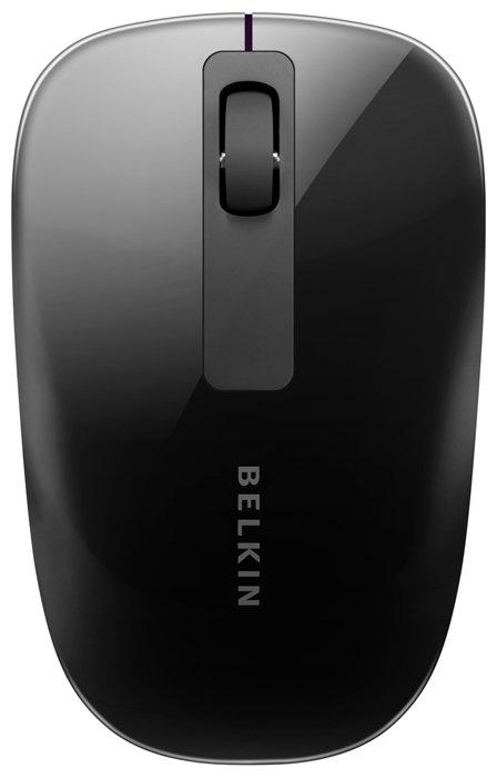 Мышь Belkin Bluetooth Comfort Mouse F5L031 Black Bluetooth