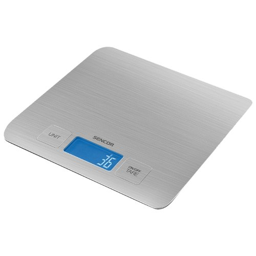 Фото - Кухонные весы Sencor SKS 5400 серебристый кухонные весы sencor весы кухонные sks 7001
