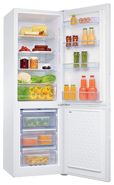 Холодильник Hansa FK321.3DF белый