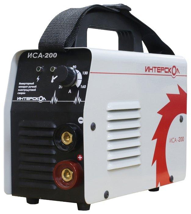 Интерскол ИСА-200