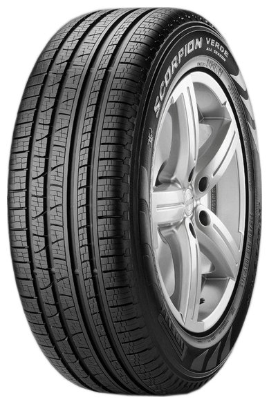 Автомобильная шина Pirelli Scorpion Verde All Season 255/50 R19 103W