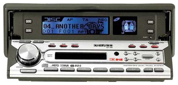 Автомагнитола Daewoo AGC-4208
