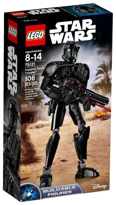 Классический конструктор LEGO Звёздные войны 75121 Имперский штурмовик Смерти