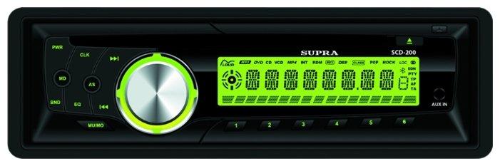 SUPRA SCD-200