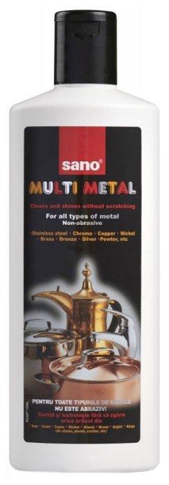 Средство для чистки металла Multi Metal Sano
