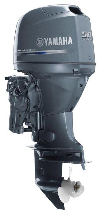 Лодочный мотор Yamaha F50FETL