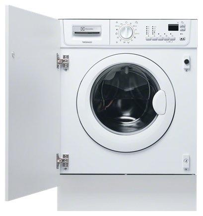 Сравнение с Electrolux EWG 147410 W