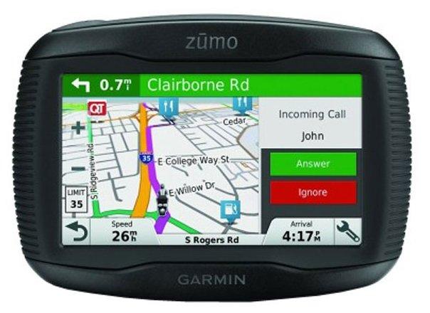 Garmin Навигатор Garmin Zumo 395