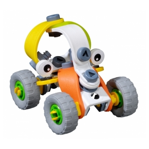 Конструктор Meccano Build&Play 732113F Веселый квадроцикл