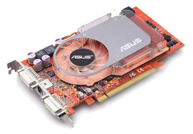 Видеокарта ASUS Radeon X800 XT 500Mhz PCI-E 256Mb 1000Mhz 256 bit 2xDVI VIVO YPrPb