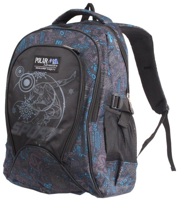 Рюкзак Polar 80098 Синий 18 л