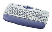Клавиатура Genius KB-12e White PS/2