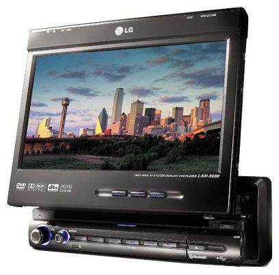 Автомагнитола LG LAD-9600