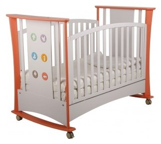 Кроватка Papaloni Luna