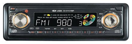 Автомагнитола LADA CD-5115MP
