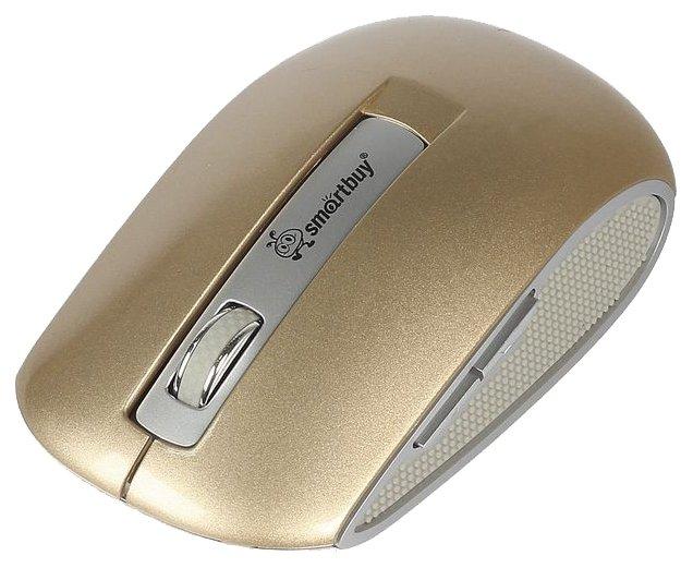Мышь SmartBuy SBM-506AG-L Golden USB