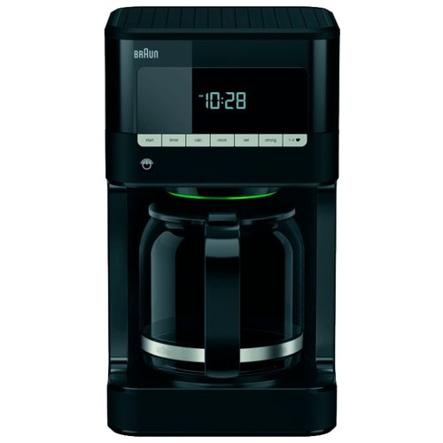 Кофеварка Braun KF 7020 Pur Aroma 7 черныйКофеварки и кофемашины<br>