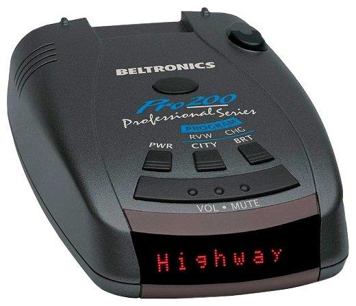 Beltronics Pro 200